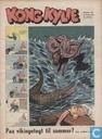 Bandes dessinées - Kong Kylie (tijdschrift) (Deens) - 1951 nummer 10
