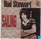 Platen en CD's - Stewart, Rod - Sailing