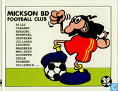 Comic Books - Mickson BD Football Club - Mickson BD Football Club