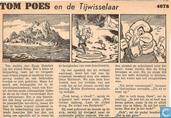 Strips - Bommel en Tom Poes - Tom Poes en de Tijwisselaar