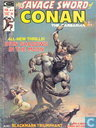 Comics - Blackmark - The Savage Sword of Conan the Barbarian 4