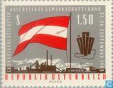 Postzegels - Oostenrijk [AUT] - Bondscongres vakbonden