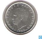 Espagne 10 pesetas 1983