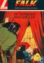 Comic Books - Falk - De verrader was sneller