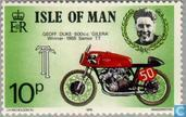 Briefmarken - Man - TT Races