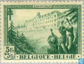 Postage Stamps - Belgium [BEL] - Sanatorium