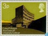 Postage Stamps - Great Britain [GBR] - Universities