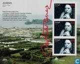 Postage Stamps - Azores - Europe - Famous women