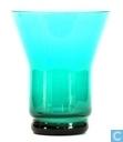 Libel Waterglas groen