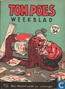 Bandes dessinées - Tom Pouce - 1949/50 nummer 54