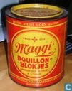 Boîtes en métal - Maggi - Maggi's bouillon blokjes