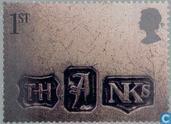Postzegels - Groot-Brittannië [GBR] - Gehalte- stempels