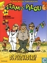 Comic Books - Stam & Pilou - De peetvaders!