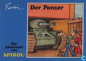 Strips - Robbedoes en Kwabbernoot - Der Panzer