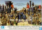 USA-transkontinentalen Eisenbahn