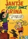 Bandes dessinées - Jeannot et Corinne - Jantje haat Carina