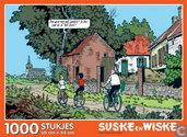 Jigsaw puzzles - Comics - Fietsen