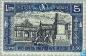Timbres-poste - Italie [ITA] - milice nationale