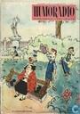 Strips - Humoradio (tijdschrift) - Nummer  608
