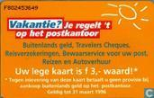 Postkantoor statiegeldkaart