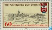 Briefmarken - Berlin - Spandau 1232-1982