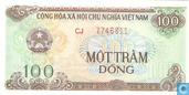 Billets de banque - Ngan Hang Nha Nuoc Viëtnam - Dong Vietnam 100