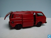 Model cars - Schabak - Volkswagen Transporter T3 'ptt post'