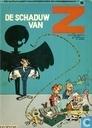 Comic Books - Spirou and Fantasio - De schaduw van Z