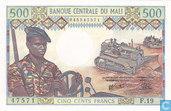 Mali 500 Francs