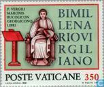 Postzegels - Vaticaanstad - Vergilius