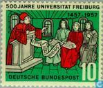 500th Anniversary of Freiburg University
