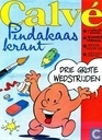 Strips - Opinda vertelt: - Calvé Pindakaas Krant