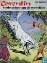 Comics - Corentin - Corentin en de prins van de woestijn