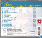 Disques vinyl et CD - Luv' - You're the greatest lover