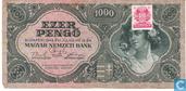 Banknotes - Hungary - 1945-1946 Pengö Issue - Hungary 1.000 Pengö 1945 (P118b)