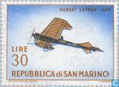 Briefmarken - San Marino - Aircraft
