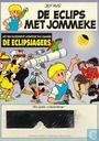 Comic Books - Jeremy and Frankie - De eclips met Jommeke