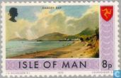 Postage Stamps - Man - Ramsey Bay