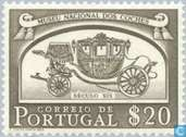 Postzegels - Portugal [PRT] - Nationale museum Lissabon