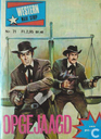 Comic Books - Western - Opgejaagd