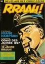 Bandes dessinées - Rraah! (tijdschrift) (Duits) - Rraah!