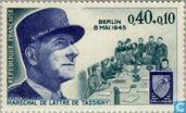 Postage Stamps - France [FRA] - Marshal de Lattre de Tassigny