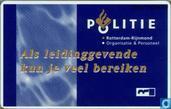 Phone cards - PTT Telecom - Politie Rotterdam-Rijnmond (Organisatie & Personeel)