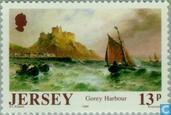 Postage Stamps - Jersey - Kilpac., Louisa 150 years
