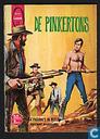 Bandes dessinées - Lasso - De Pinkertons