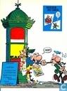 Bandes dessinées - Achille Talon - Uit de ideeën van Olivier Blunder het warhoofd.