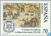Verdediging Las Palmas