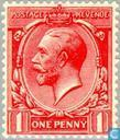 George V Watermark multiple GvR