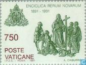 Postage Stamps - Vatican City - Rerum Novarum