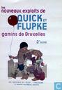 Poster - Comic books - Quick & Flupke : Les nouveaux exploits de Quick & Flupke